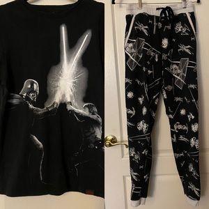 Ultimate Star Wars pajama set